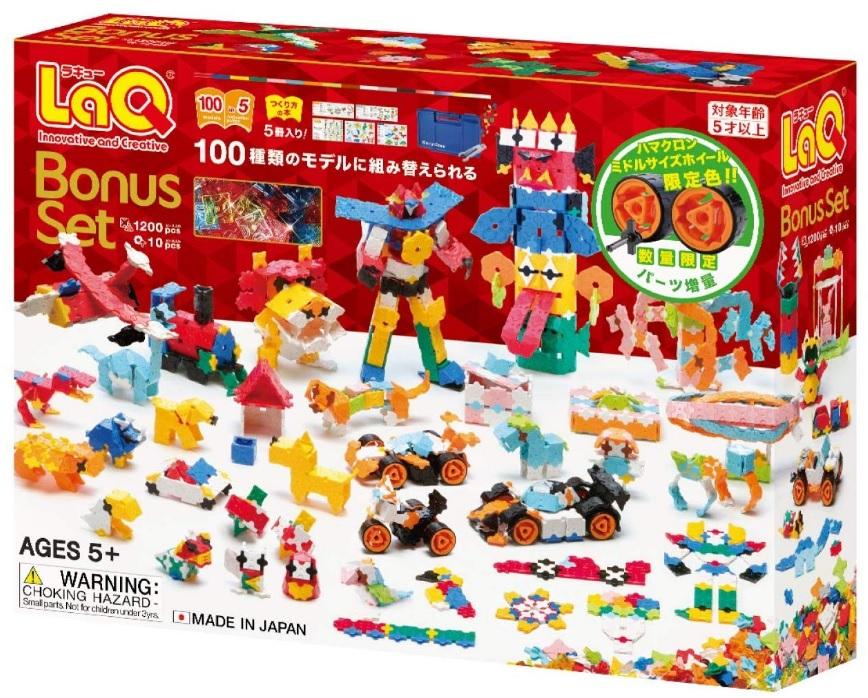 レゴよりもきめ細かく完成度が高いおもちゃ